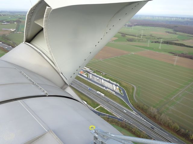 k-Alme 1 Eilerberg - Blick aus Gondel