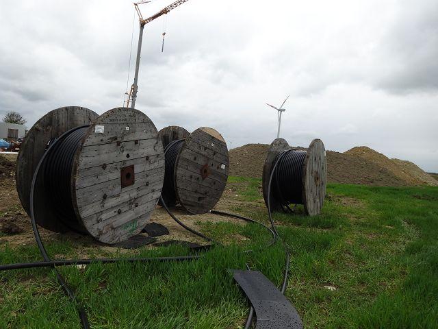 k-Alme 1 Eilerberg - Kabel für Netzanbindung